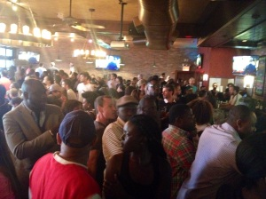 Inside Harlem Tavern