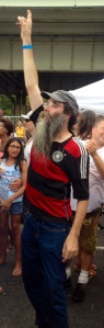 SUPER DEUTSCHLAND. This guy remembers all of Germany's World Cup titles.