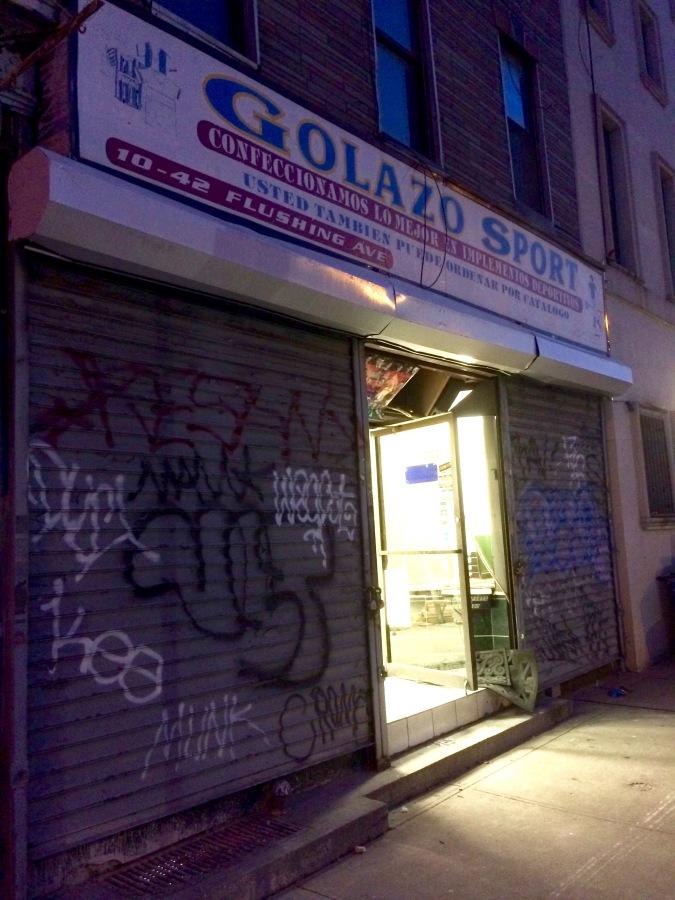 Bushwick soccer shop Golazo Sport adapts to the gentrificationsqueeze