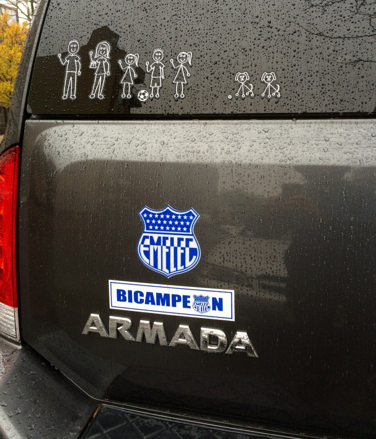 The multicultural soccer vehicleexperience