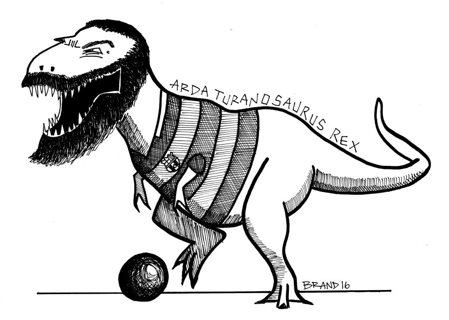 Arda Turanosaurus Rex