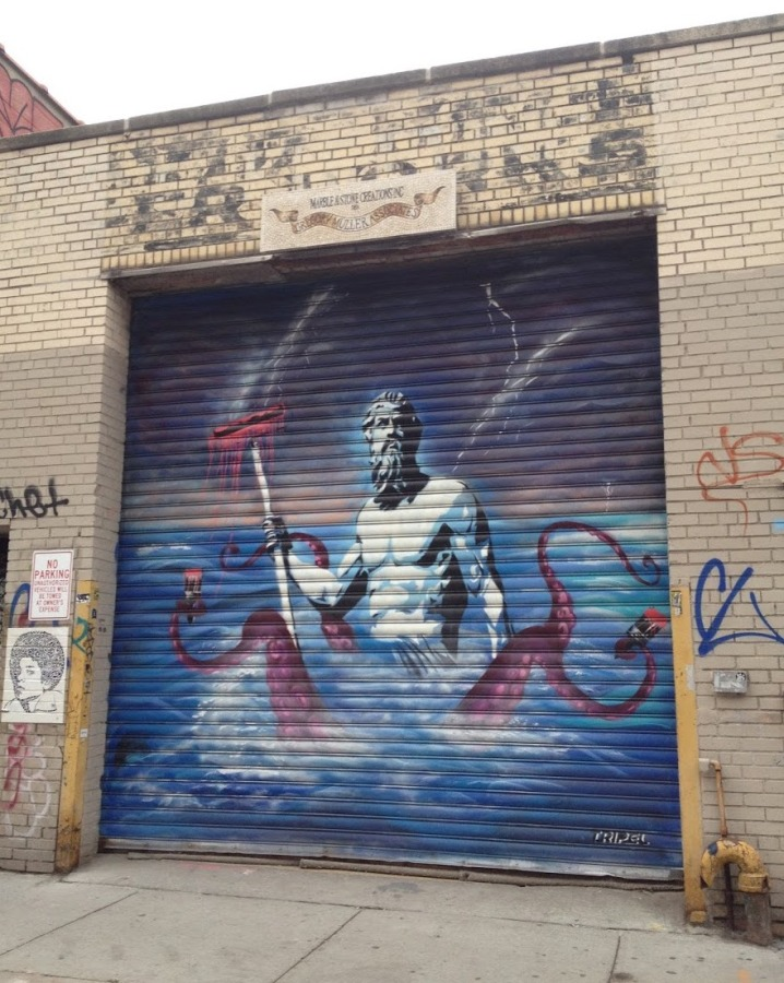 ¡Al Neptuno! in Williamsburg, Brooklyn