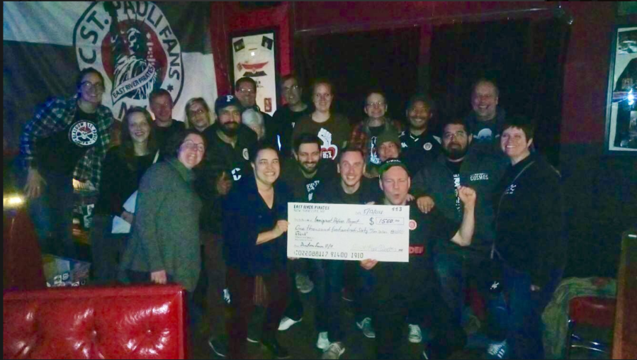 FC St. Pauli NYC's Immigrants' Rights Fundraiser Upholds the Inclusive Spirit of the MainClub