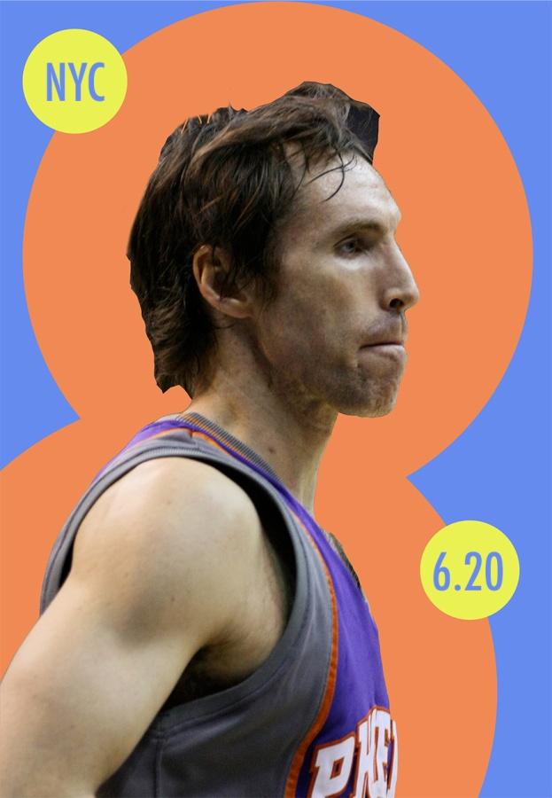 Spurs v Spurs at the Steve Nash Foundation Showdown — Coming June20