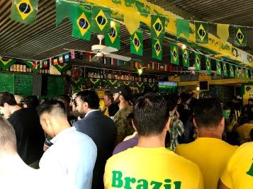 favela inside